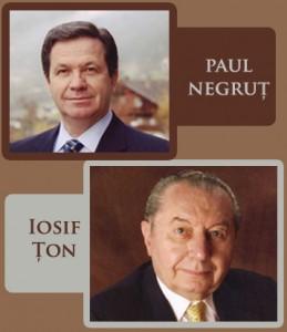 Paul Negrut si Iosif Ton