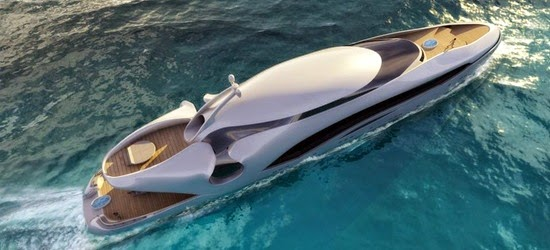 Super luxury concept Yachts 007