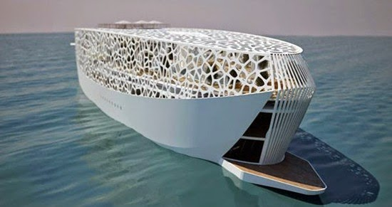 Super luxury concept Yachts 009
