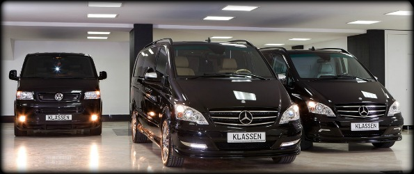 Business Luxury Vans KLASSEN-2