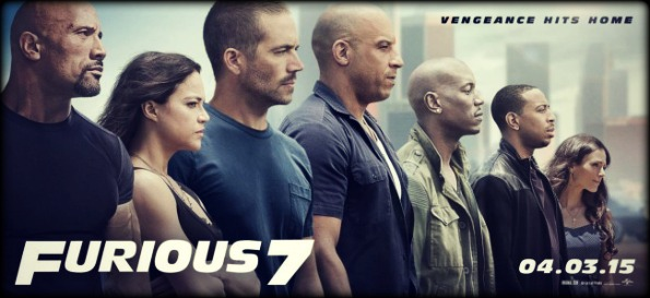 FAST AND FURIOUS 7 Super Bowl TV Spot Trailer