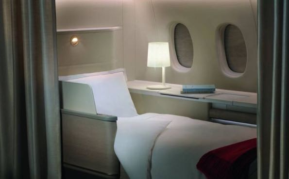 Air France luxury travelling 002