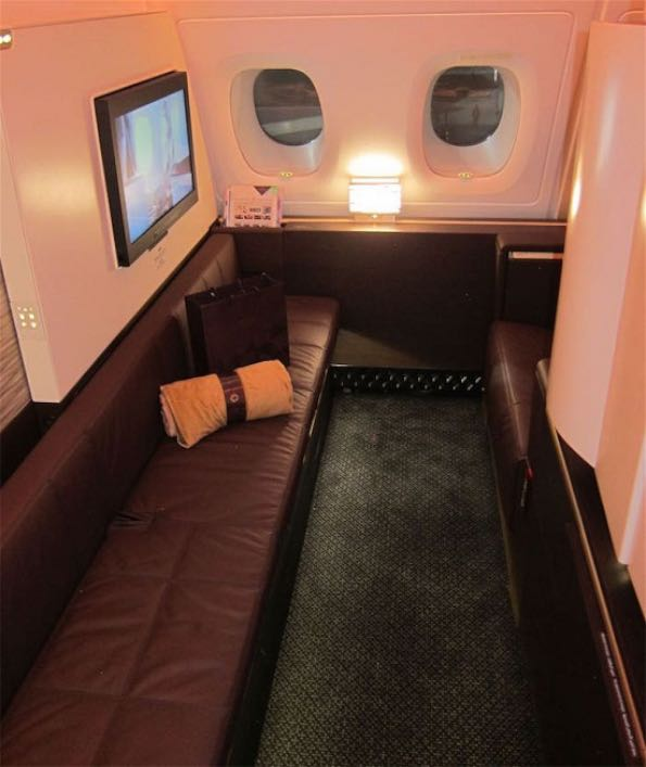 Etihad luxury travelling 002