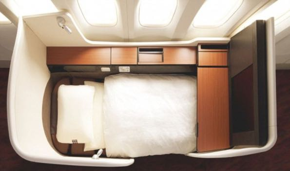 Japan Airlines luxury travelling 002