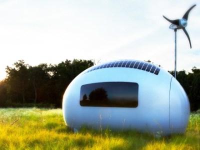 EcoCapsule: το οικολογικό σπίτι του μέλλοντος