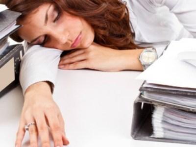 Ο ύπνος στο γραφείο είναι παραγωγικός