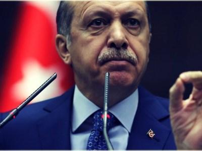 Ο Ερντογάν βλέπει Γ' Παγκόσμιο Πόλεμο