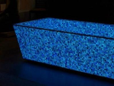 Φωτισμός και στην μπανιέρα σου
