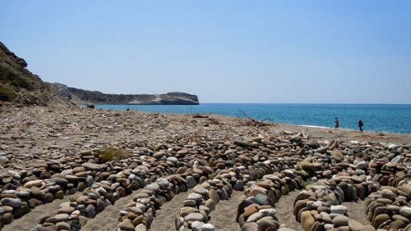 labyrinth-triopetra-sandhills