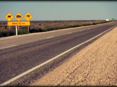 145 χιλιόμετρα και ούτε μια στροφή