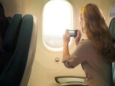 Ποιο αεροσκάφος έχει τα μεγαλύτερα παράθυρα