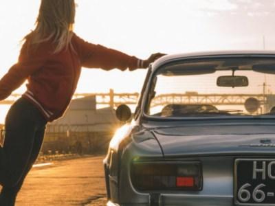 Πρωινή γυμναστική με μια Alfa Romeo GTV