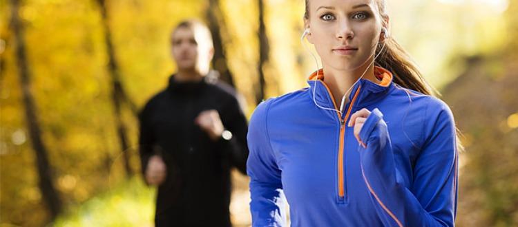Περπάτημα ή τρέξιμο