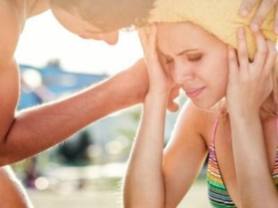Τι προκαλεί η υπερβολική ζέστη στο σώμα και τον εγκέφαλο μας