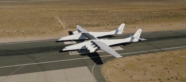 Έτοιμο το μεγαλύτερο αεροσκάφος στον κόσμο