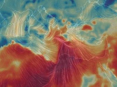 Ζέστη και αφρικανική σκόνη ξανά