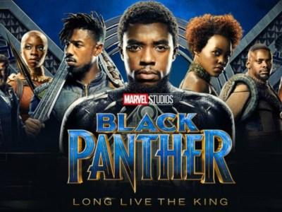 Ρεκόρ εισπράξεων για τον Black Panther