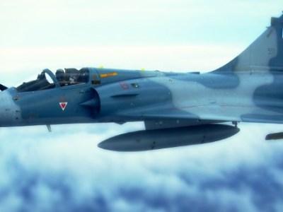 Πτώση Mirage 2000, νεκρός ο πιλότος