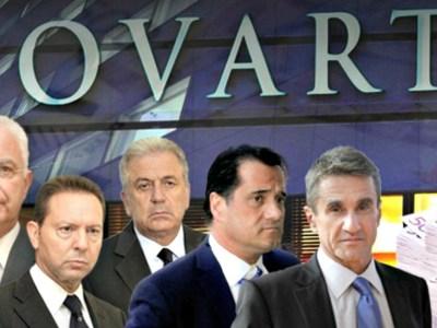 Σκάνδαλο δείχνει το πόρισμα για Novartis