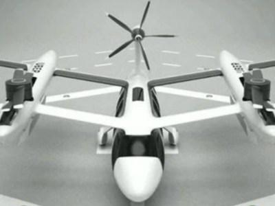 H Uber σχεδιάζει ιπτάμενο ταξί
