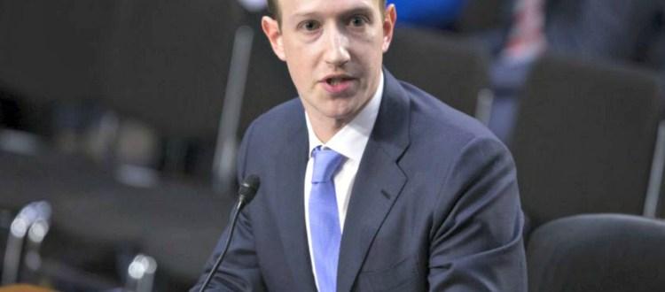 Στο Ευρωκοινοβούλιο για εξηγήσεις ο Zuckerberg