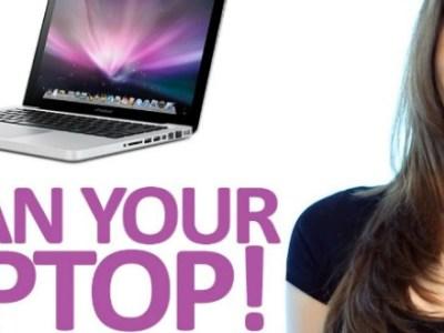 Tips για πεντακάθαρο πληκτρολόγιο στο laptop