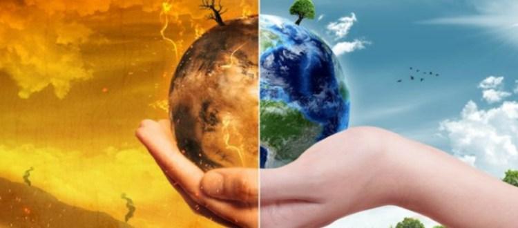 Μπορούμε να αποτρέψουμε την κλιματική αλλαγή