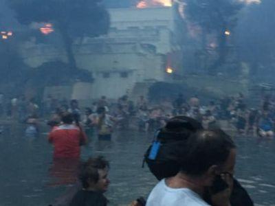 Γιατί οι άνθρωποι καίγονταν και μέσα στη θάλασσα