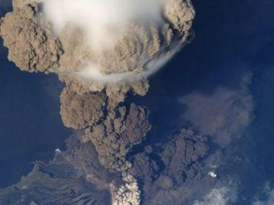 Νέα δεδομένα για την έκρηξη του ηφαιστείου της Σαντορίνης