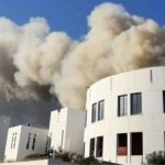 Καθησυχαστικές οι μετρήσεις σωματιδίων μετά την φωτιά