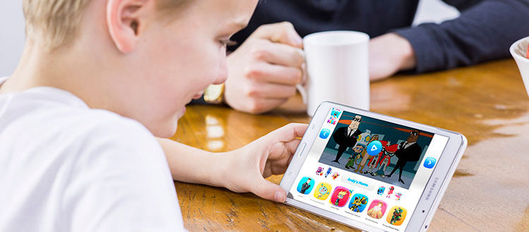Tablets και smartphones μπλοκάρουν τις δεξιότητες των παιδιών