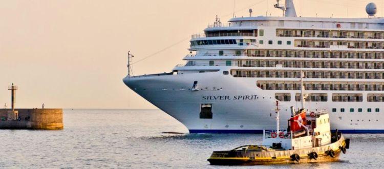 Εξαιρετική χρονιά για την κρουαζιέρα στη Κρήτη