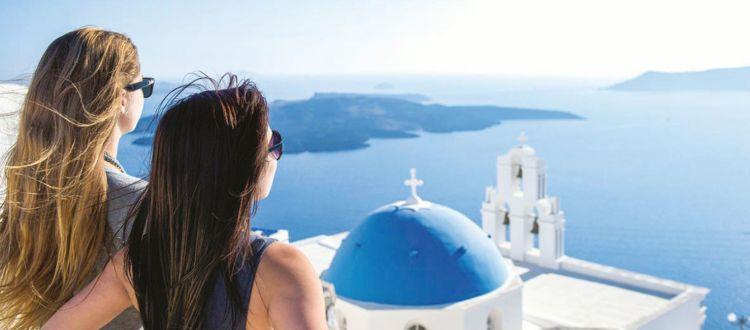 Η καλύτερη χρονιά στην ιστορία του ελληνικού τουρισμού