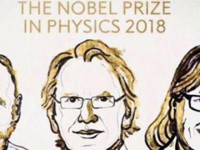 Σε 3 πρωτοπόρους των laser το Νόμπελ Φυσικής