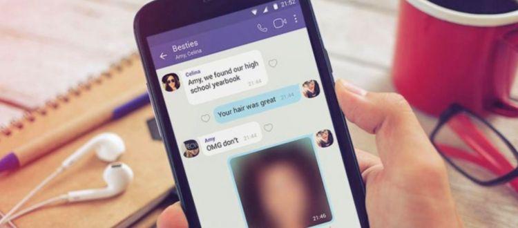 Τα 4 νέα χαρακτηριστικά του Viber