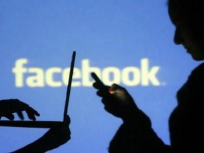 Το Facebook κάνει μαύρη προπαγάνδα