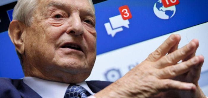 Ο Σόρος φταίει και για το Facebook