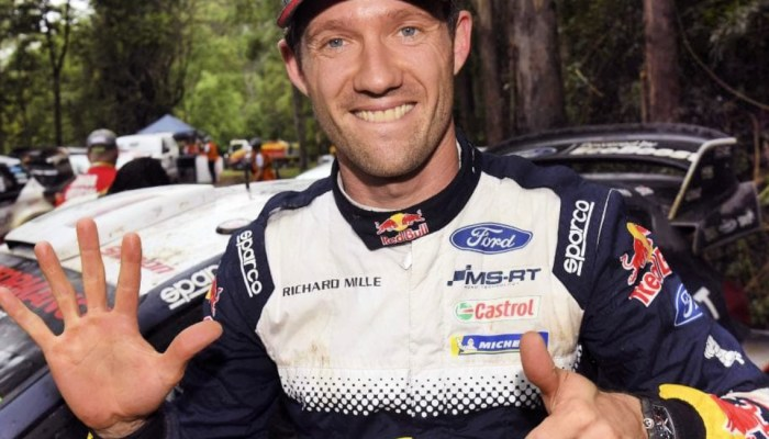Παγκόσμιος Πρωταθλητής WRC 2018 ο Οζιέ