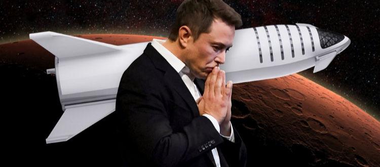 Στον Άρη θα πάει να μείνει ο Έλον Μασκ