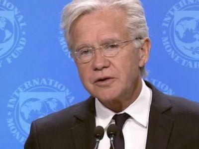 Το ΔΝΤ δεν κάνει κουμάντο στην Ελλάδα