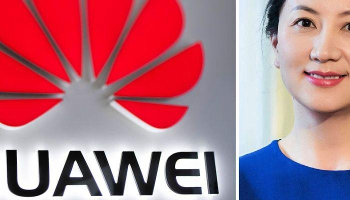 Ελεύθερη η κληρονόμος της Huawei