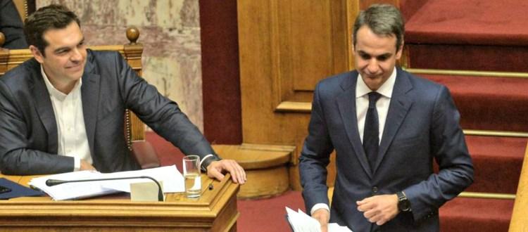 Ο Μητσοτάκης φοβάται το debate με Τσίπρα