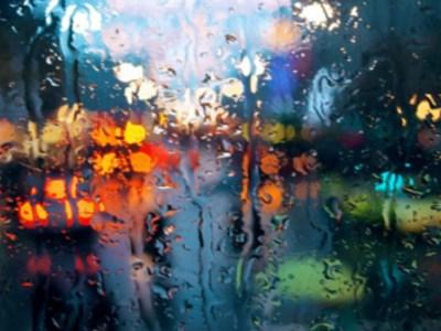 Συμβουλές οδήγησης σε βροχή