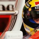 Ο Ayrton Senna παραδίδει μαθήματα