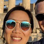 Ο Mark Zuckerberg βολτάρει στην Ελλάδα