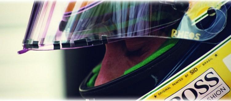 Αφιέρωμα στον Ayrton Senna
