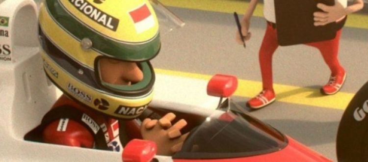 Tooned – The Ayrton Senna Story