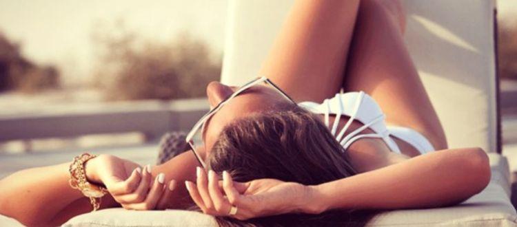 Τι πρέπει να ξέρουμε για τις ξαπλώστρες