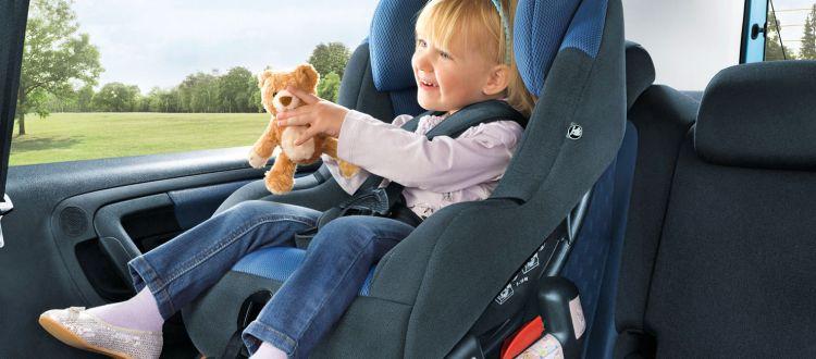 Είναι ασφαλή τα παιδιά στο παιδικό κάθισμα