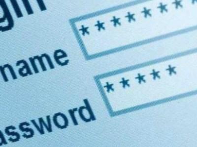 Τα password πίσω από τις τελείες